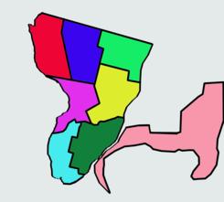 Mapa Distritos Santa Fe Ciudad Argentina.png