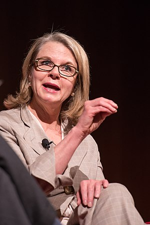 Margaret Spellings - Spellings at the LBJ Presidential Library in 2014