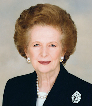1925 in the United Kingdom - Margaret Thatcher 1925-2013