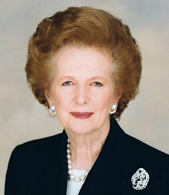 1925 in the United Kingdom - Margaret Thatcher 1925-2013