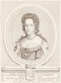 Maria Sophia Elisabeth Regina Petri II Portugalliae et Algarbiorum Regis Uxor (c. 1690) - Jacques Blondeau.png