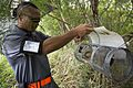 Marines, USDA prevent brown tree snakes from arriving on Tinian 140924-M-AS279-008.jpg
