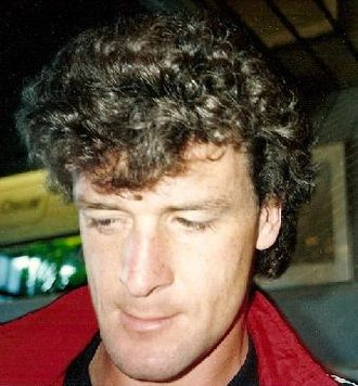 PFA Players' Player of the Year - Mark Hughes was the first player to win the Player of the Year award twice.