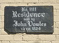 Marker on the John Vowles House, Charlottesville, VA..JPG