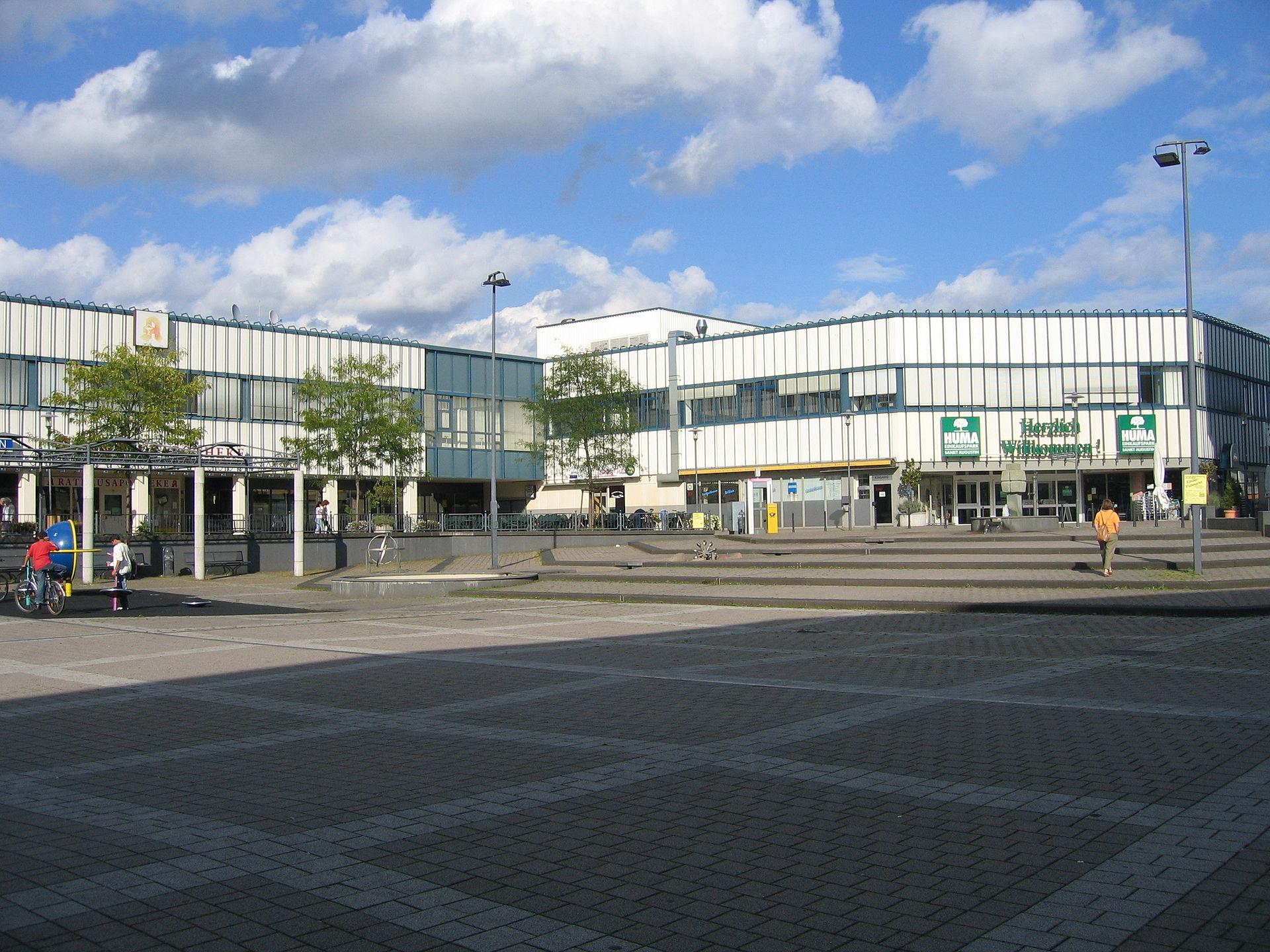 Huma Einkaufspark Sankt Augustin Wikipedia