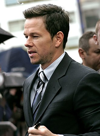 Mark Wahlberg - Wahlberg in 2007