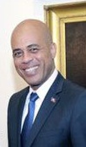 Haitian general election, 2010–11 - Image: Martelly 2011