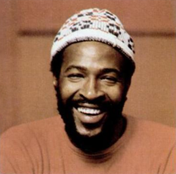 Marvin Gaye nel 1973