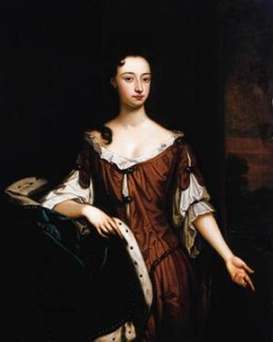 Mary Sackville, Countess of Dorset (1669–1691) - by Sir Godfrey Kneller
