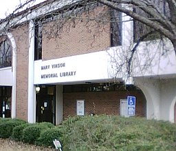Mary Vinson Memorial Library