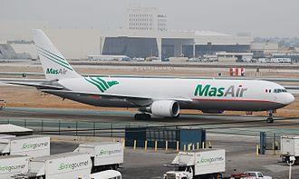 LATAM Cargo Mexico - at Las Vegas-McCarran Airport.