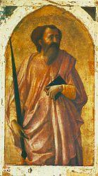 Masaccio: Saint Paul