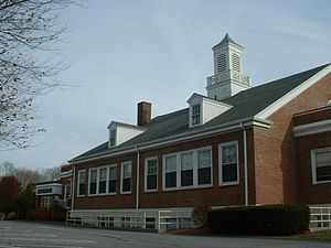 Mashpee, Massachusetts - Mashpee Town Hall