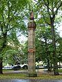Mason's Pillar, Melville Drive (west end).JPG