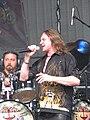 Masters of Rock 2010, Salamandra, Ivan Borovský.jpg