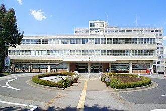 Matsudo - Matsudo City Hall