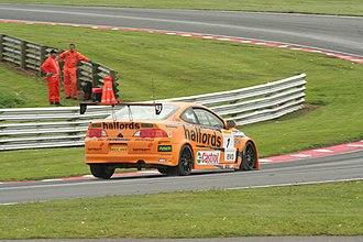 2006 British Touring Car Championship - The drivers' championship was won by Matt Neal.