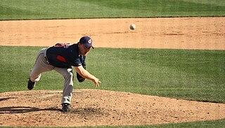 Matt Herges American baseball player & coach