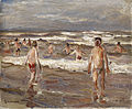 Max Liebermann Badende Knaben im Meer 1899.jpg