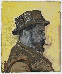 Maximilien Luce by Paul Signac.jpg