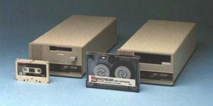 Backup Exec - One of the first iteration of Backup Exec - Maynard's Maynstream