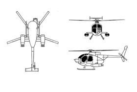 Image illustrative de l'article Hughes MD 500 Defender