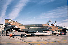 8th Tactical Fighter Squadron F 4D About 1976