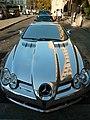 McLaren SLR Brabus Silver (6352611757).jpg