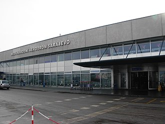 Sarajevo International Airport - Main building