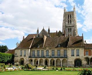 Musée Bossuet art museum in Meaux, France