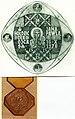 """Medal """"W hołdzie dla Ojca św. Jana Pawła II, 16 X 1978"""" (proj. prof. Jan Budziło, wyk. Antoni Oremus).jpg"""