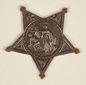 Joachim Pease - Image: Medal of Honor obverse, Joachim Pease (24981722305)