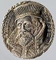 Medalje med portræt af Hans den Ældre.jpg