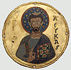 Medallion with Saint Luke from an Icon Frame.jpg