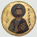 Medallion with Saint Luke from an Icon Frame.jpg