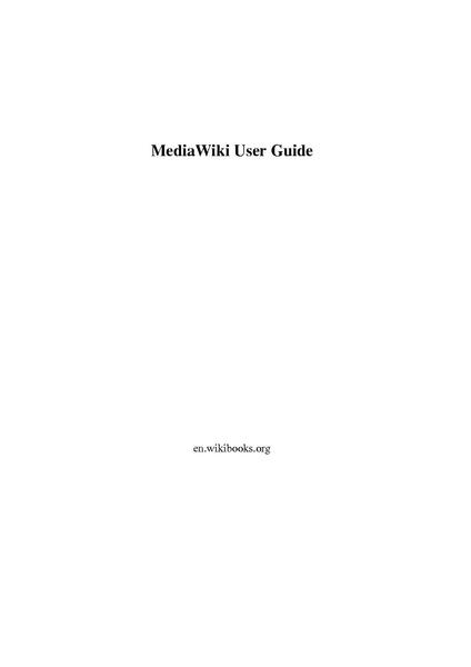 File:MediaWiki User Guide.pdf