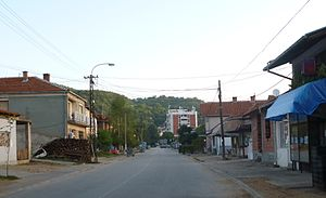 Medveđa - Image: Medvedja
