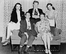 Renkontu la Meeks-rolantaron 1947.jpg