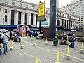 Megabus waiting area 10th Av jeh.jpg