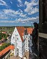 Meißen Domplatz 1 , die Albrechtsburg vom Meißner Dom.jpg