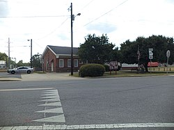 Meigs City Hall and Police Station