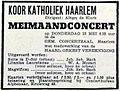Meimaandconcert 23-5-1946 Concertkoor Haarlem.jpg