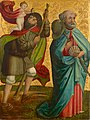Meister von Großgmain (Werkstatt) - Linker Flügel des sog. Pretschlaipfer-Triptychons, Hll. Christophorus und Jakobus Major (Innenseite) - 4957 - Kunsthistorisches Museum.jpg