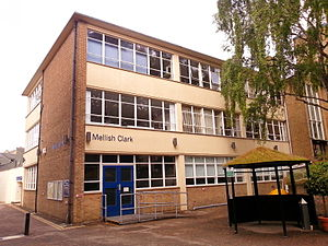 Anglia Ruskin University - The Department of English, Communication, Film and Media takes place in Mellish Clarke Building