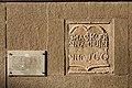 Memorial stone near Stortorget, Örebro.jpg