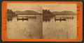 Men fishing from boats. Kennebago Lake?, by Nickerson, G. H. (George Hathaway), 1835-1890.png