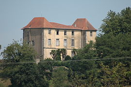 The Chateau of Garro [fr] in Mendionde