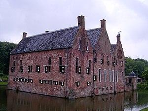 Uithuizen - Image: Menkemaborg 2