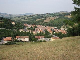 Mercatino Conca Comune in Emilia Romagna, Italy