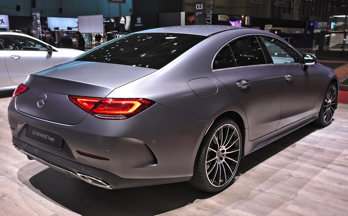 Mercedes-Benz CLS-Class (C257) - Wikipedia
